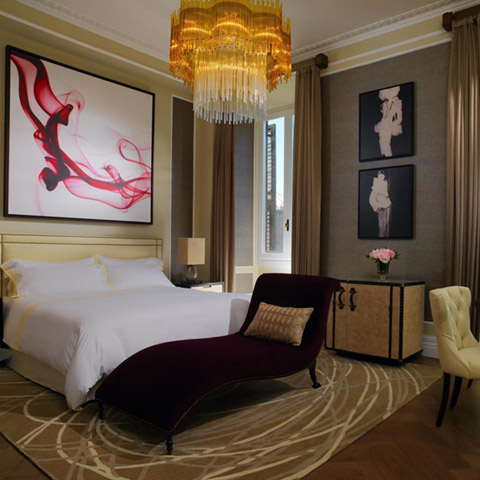 Suite St. Regis Grand Roma
