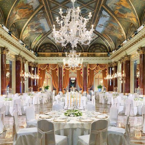 Sala Ritz - St. Regis Grand Roma