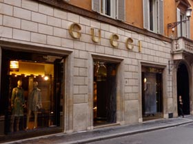 Shopping Gucci